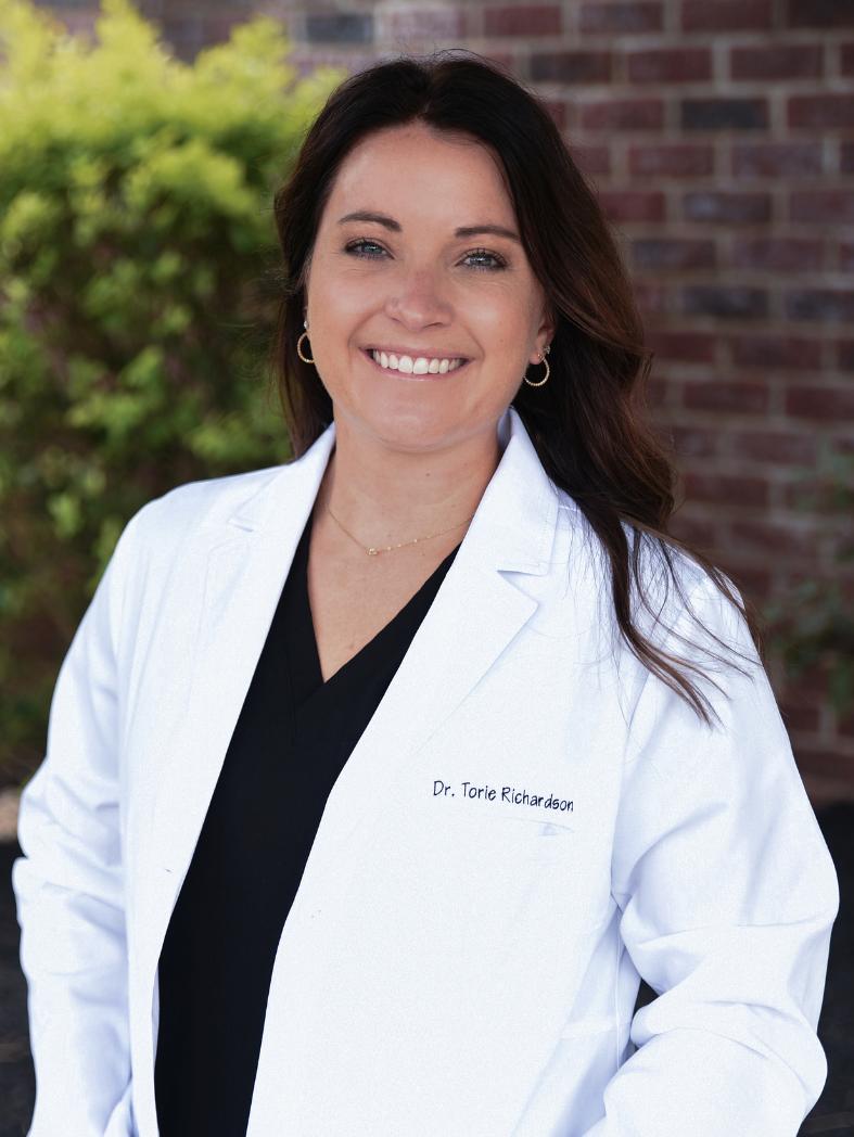 Dr. Torie Richardson